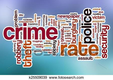 Portal . Crime clipart crime rate