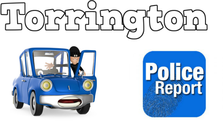Report torrington info picture. Police clipart crime