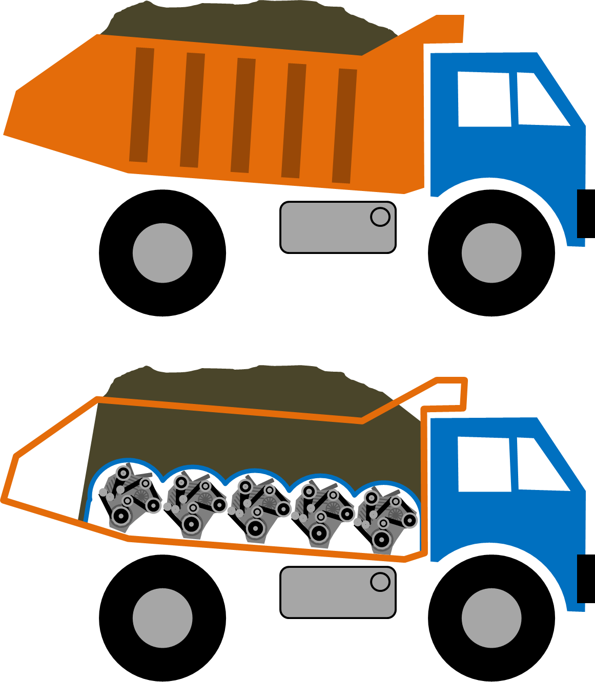 Loss of material theft. Engine clipart vehicle engine