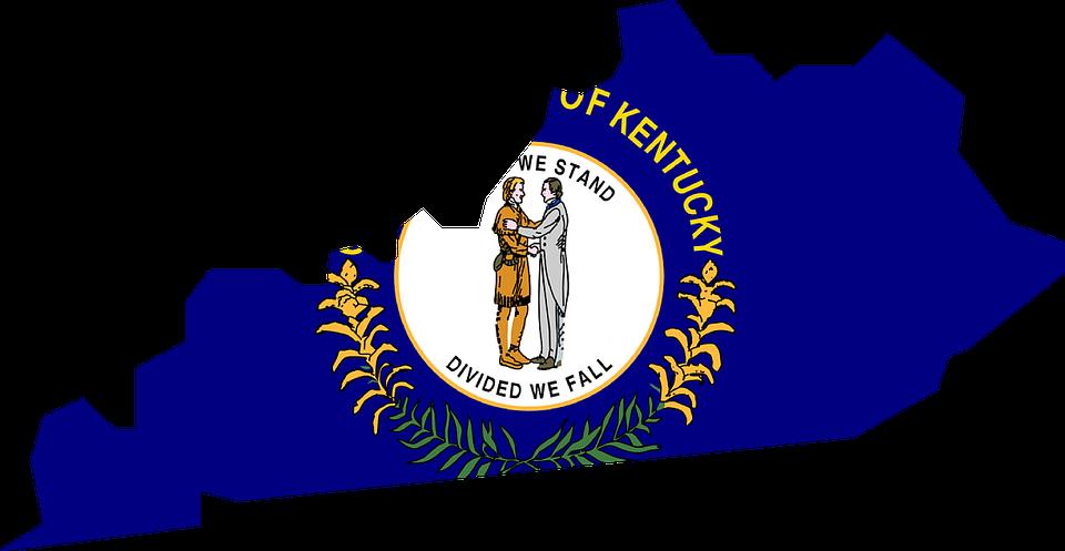 Flag clipart vector. Kentucky identity theft laws
