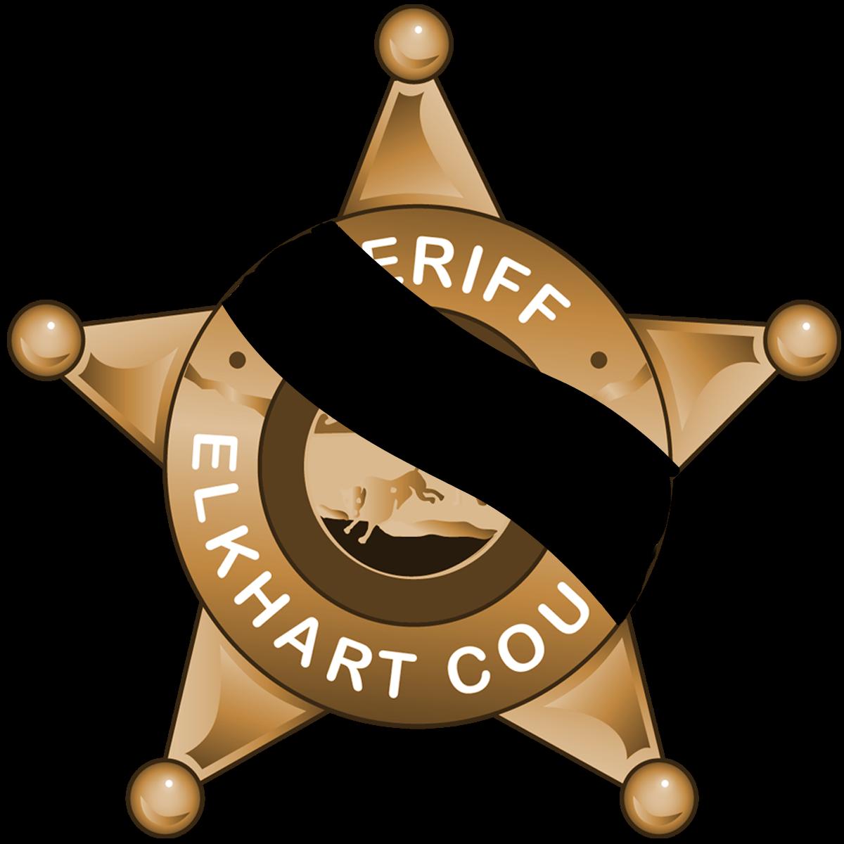 Police memorial elkhart county. Policeman clipart jail guard