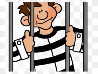 Free png jail clip. Criminal clipart jailer