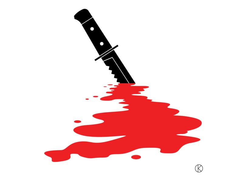 Crime clipart knife crime. Uk by steve kirkendall