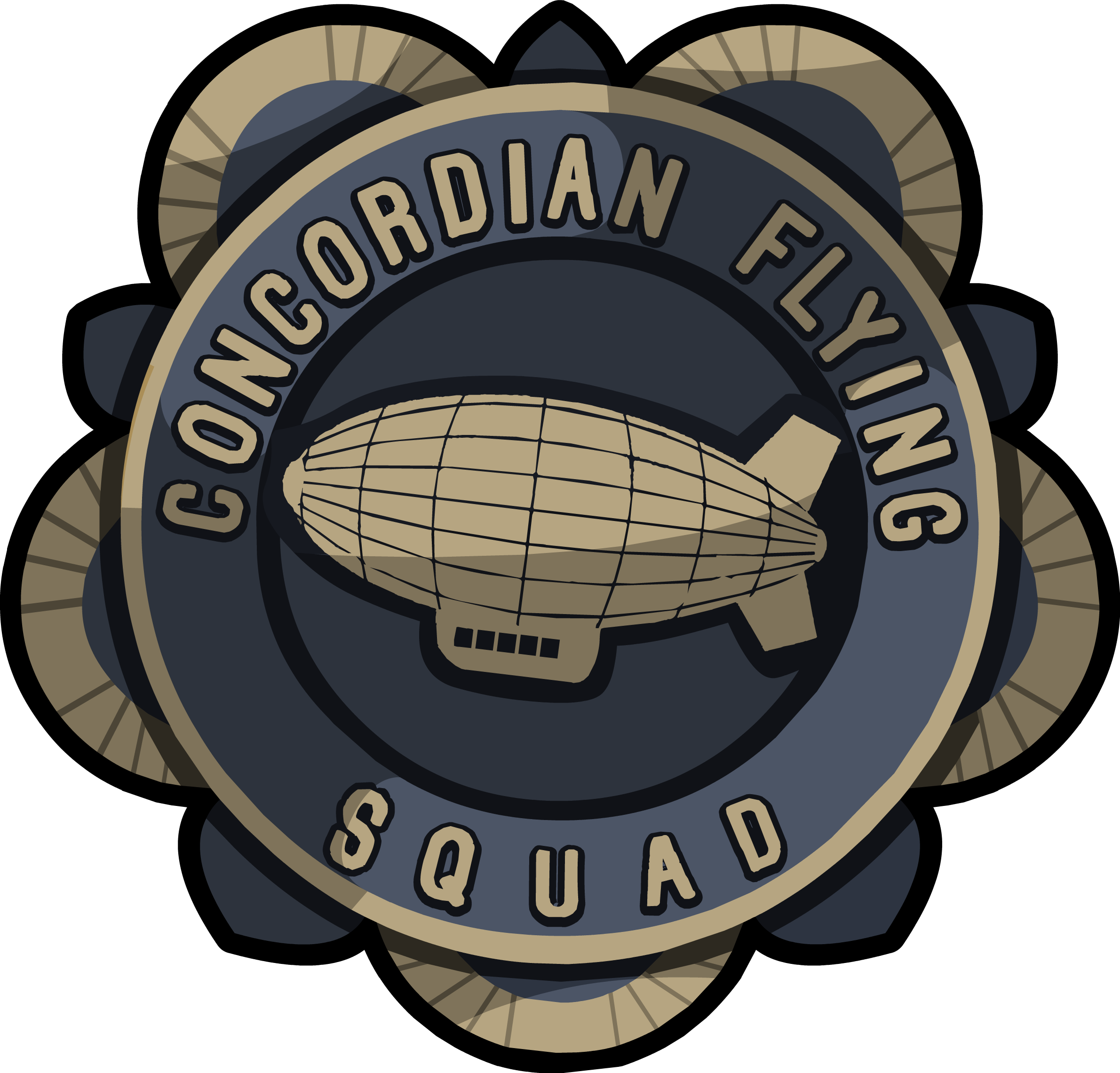 Concordian flying squad criminal. Crime clipart mystery number