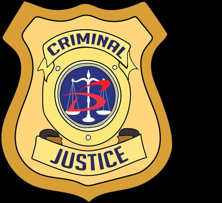 Criminal logo. Justice clipart government
