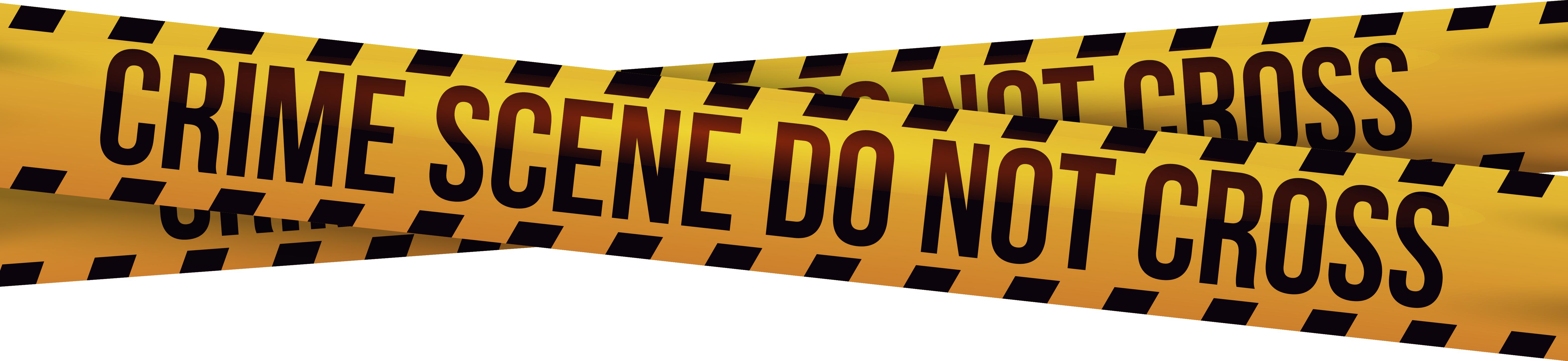 Criminal clipart minor. Police tape png images