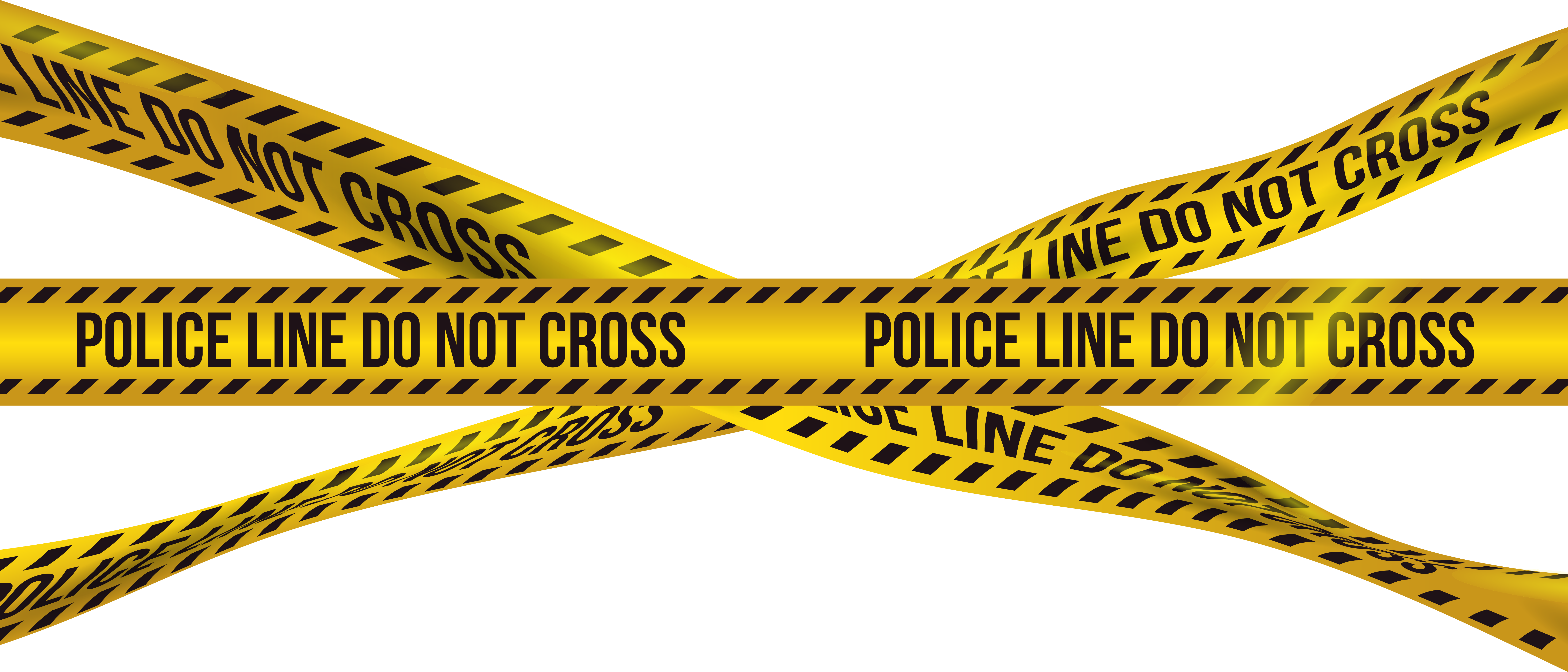 Policeman clipart crime. Police barricade tape png