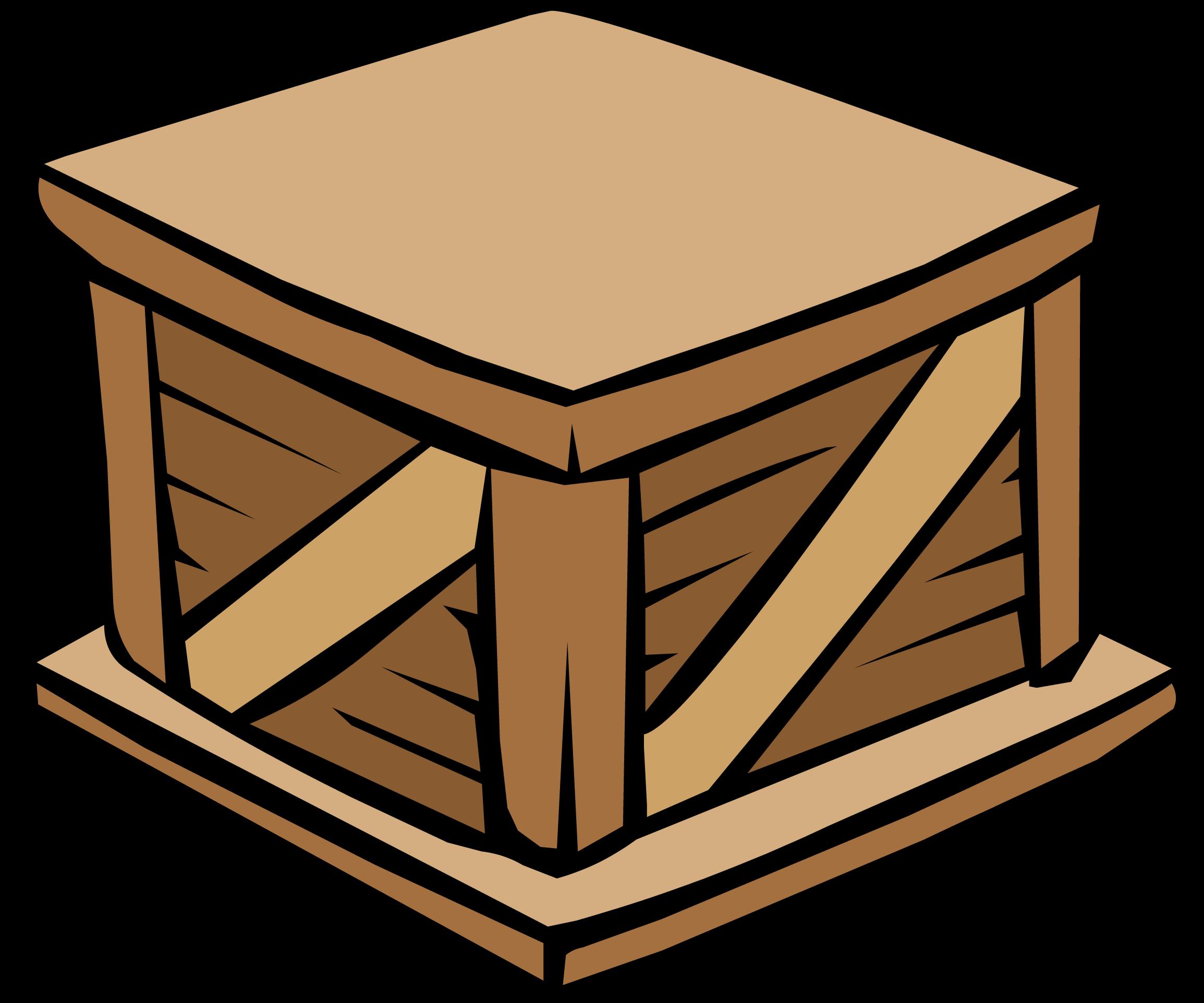 Crime clipart reprehensible. Image wooden crate sprite