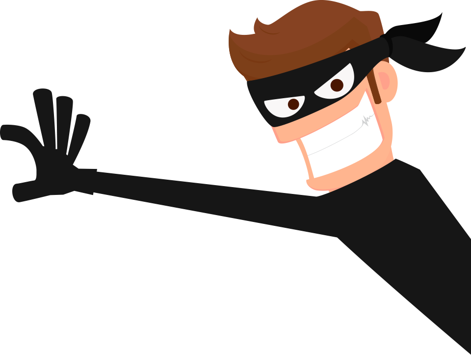 Mask clipart robber. Thief png