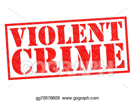 Stock illustration gg gograph. Crime clipart violent crime