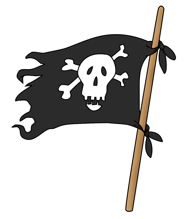 criminal clipart capture the flag