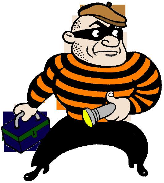 Thief rob frames illustrations. Criminal clipart criminal case