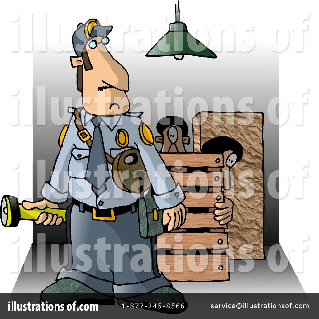 Criminal clipart fugitive. Illustration by djart