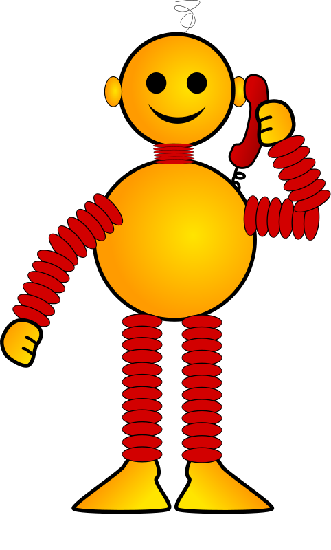 Criminal clipart happy. Robot free on dumielauxepices
