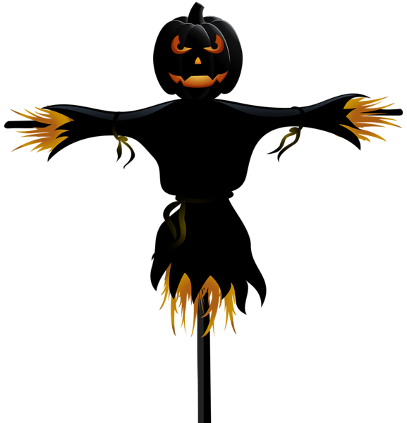 Witch clipart creepy. Scarecrow free on dumielauxepices