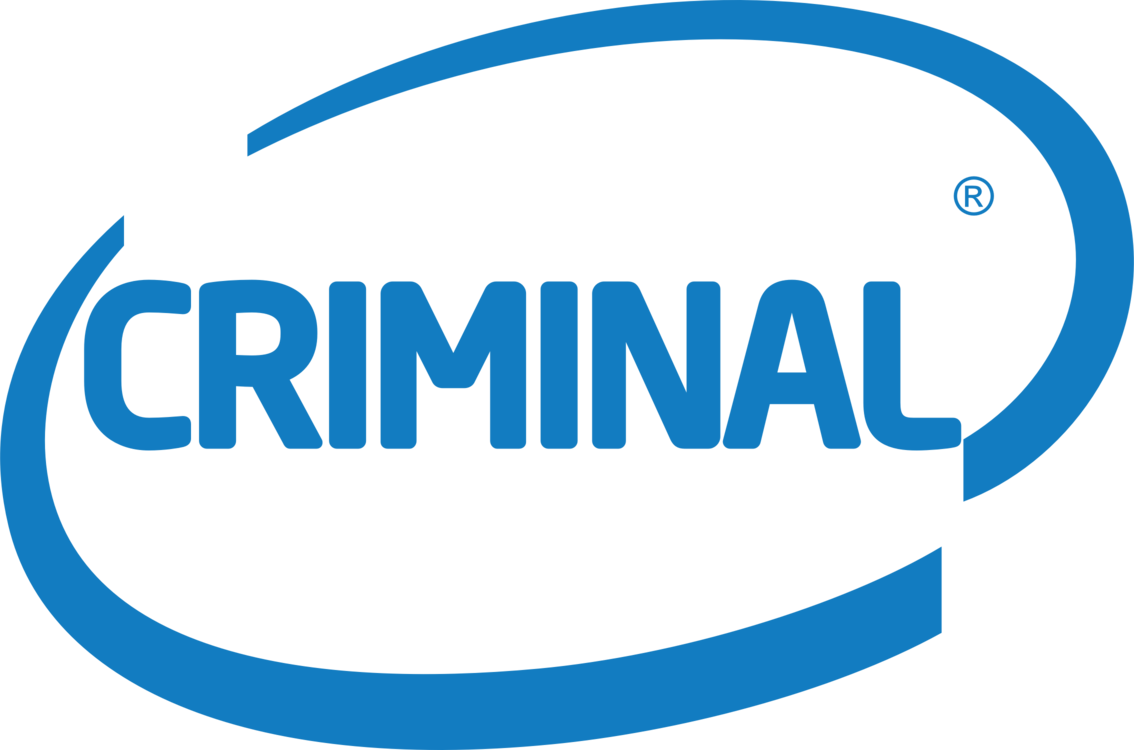Criminal clipart organized crime. Blue organization area png