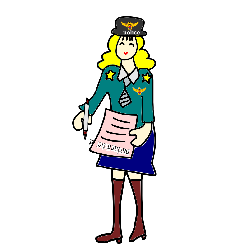 Free picture officer download. Criminal clipart police