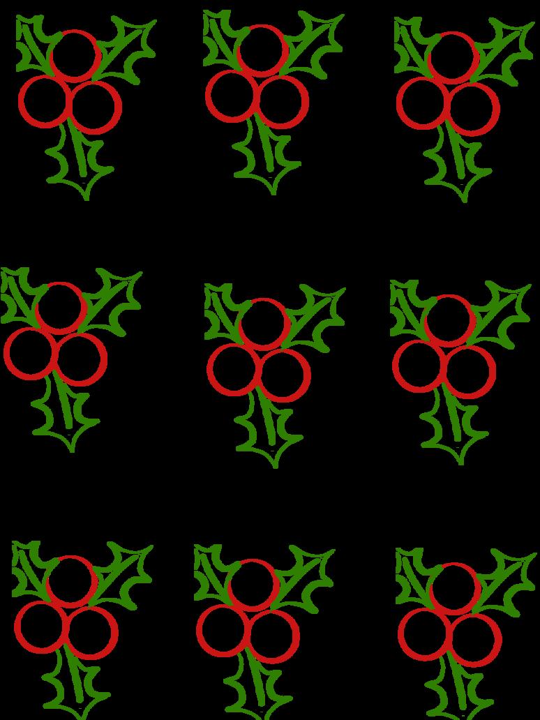 Crochet clipart background. Christmas by crochetamommy on
