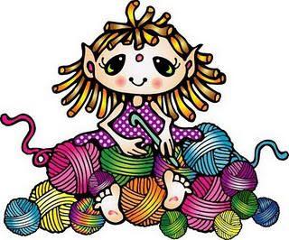 Uh oh we must. Crochet clipart cartoon