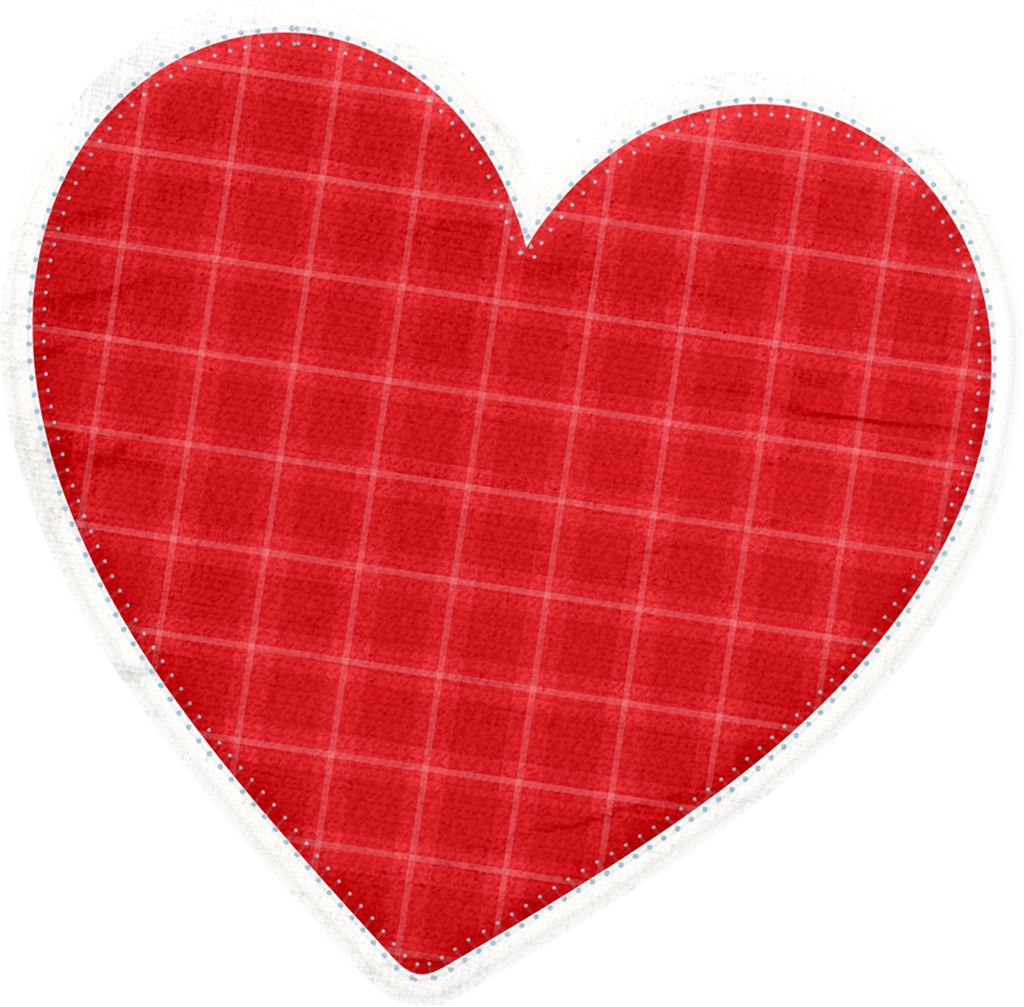 Hearts clipart plaid. Ch b kit tour