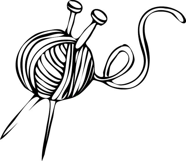 crochet clipart crochet hook