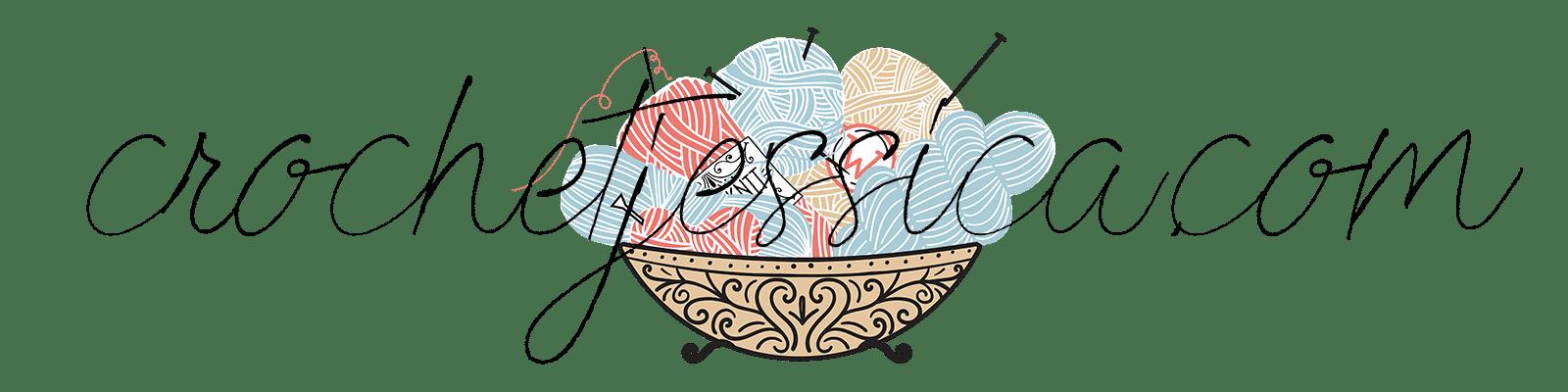 Crochet clipart knitting basket. Crochetjessica com and knit