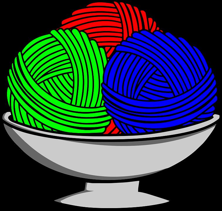 Crochet clipart knitting basket. Class info picket fence