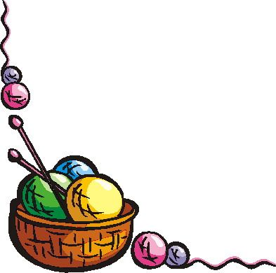 Knitting clipart knitting club. Nice varied collection of