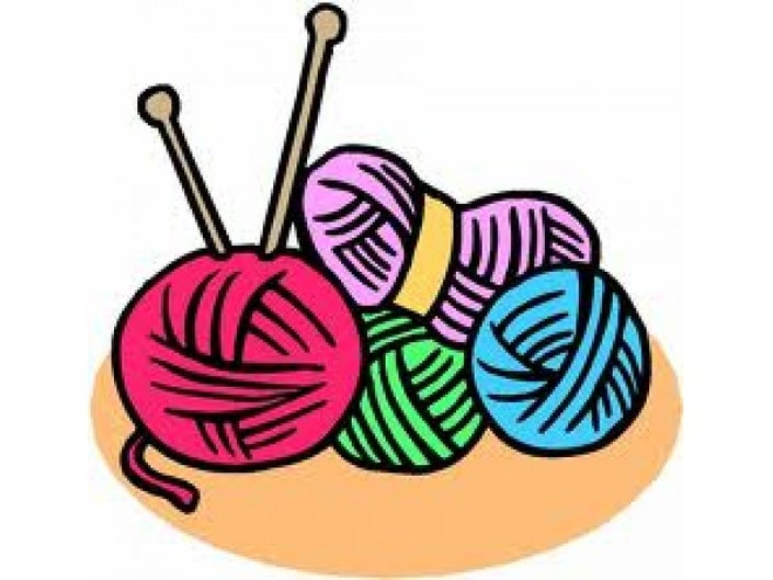 And crocheting at blackstone. Crochet clipart knitting group
