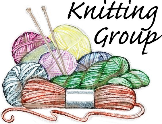 Knitting clipart knitting group. Cliparts zone