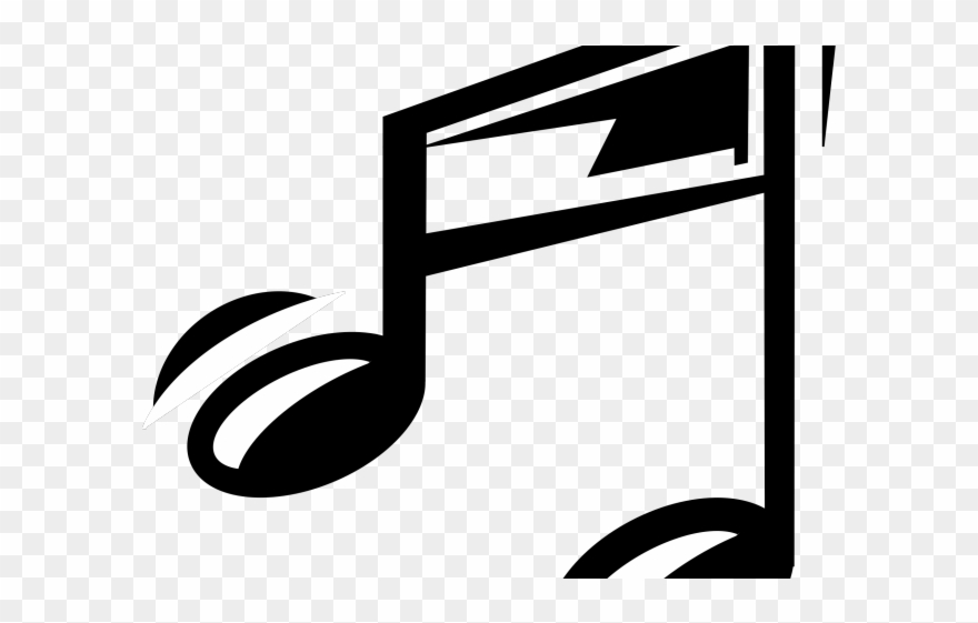 Note clipart music. Notes logo animation png