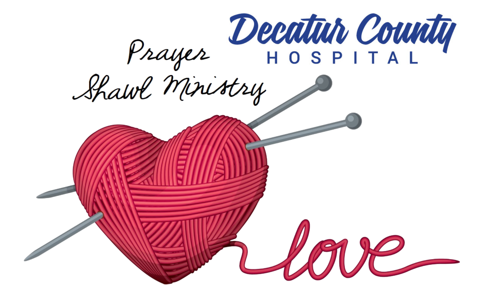 Decatur county hospital ministry. Missions clipart prayer shawl