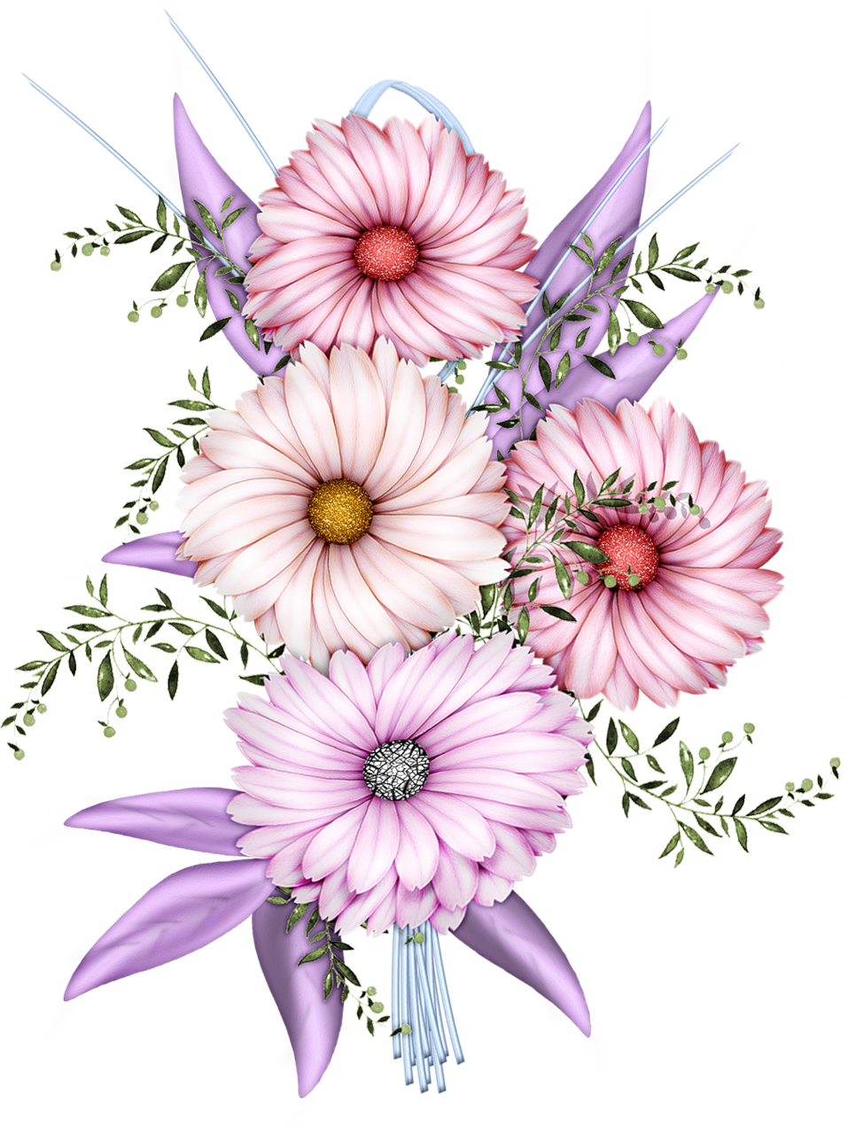 Daffodil clipart trumpet flower. Flores dekopaj pinterest flowers