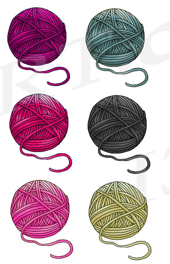 off sale clip. Crochet clipart yarn ball