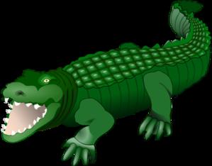 Clip art free panda. Crocodile clipart