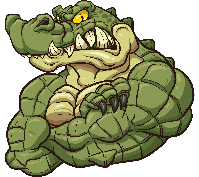 Clip art transprent png. Crocodile clipart alligator mascot