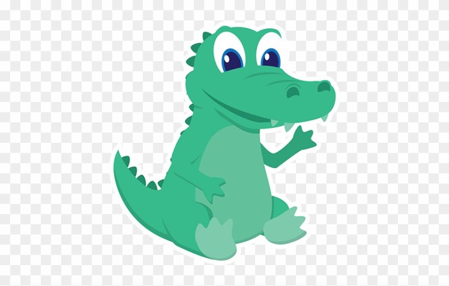 Crocodile clipart alligator mascot. Png download