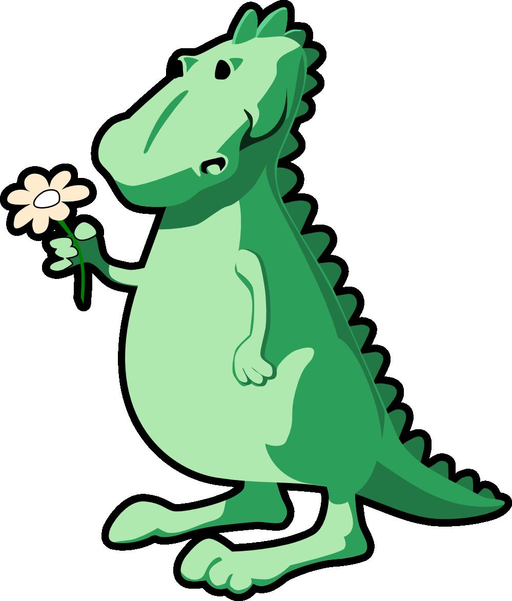 Crocodile animated