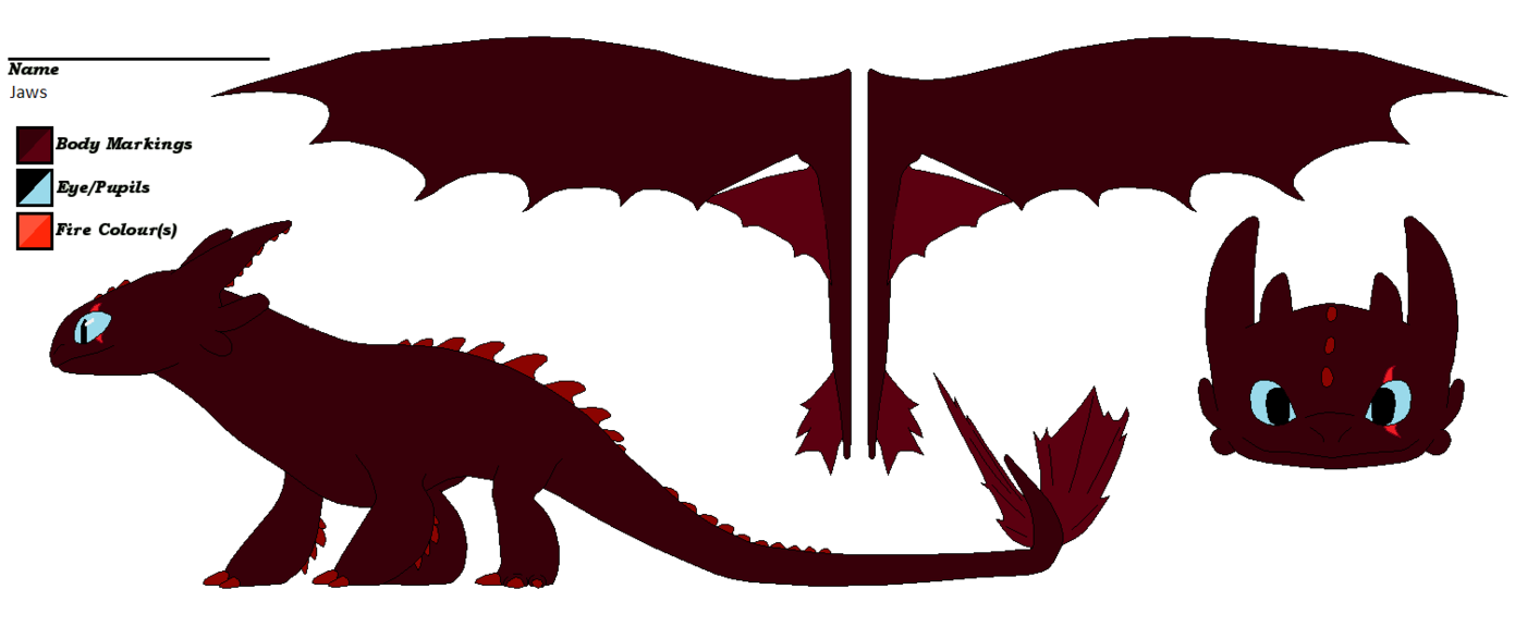 Httyd reference of jaws. Crocodile clipart colour