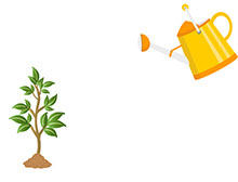 Plants animated gifs . Moving clipart plant