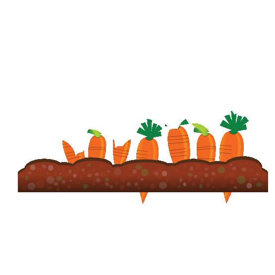 Crops clipart clip art. Clipartist net abstract carrot
