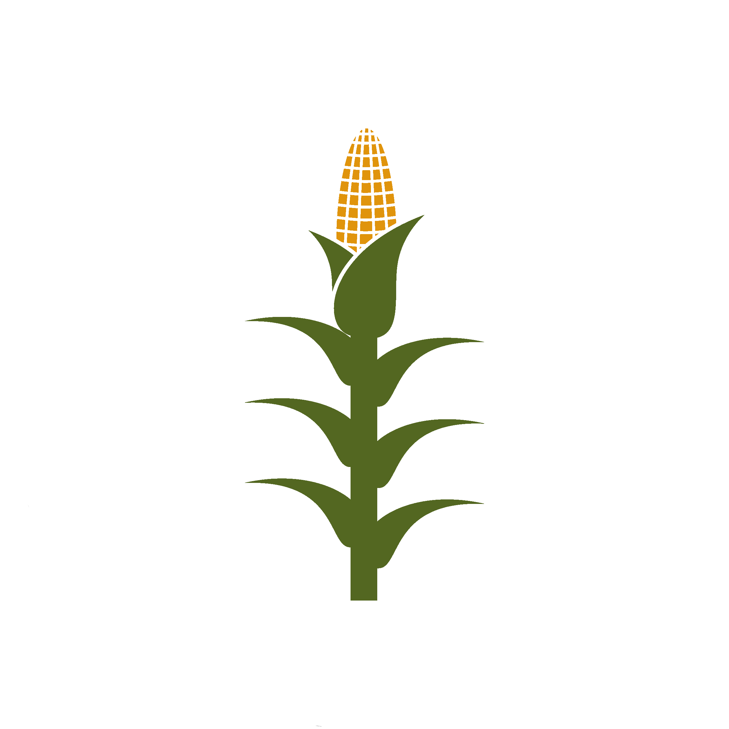 China nearly of arable. Crops clipart corn crop