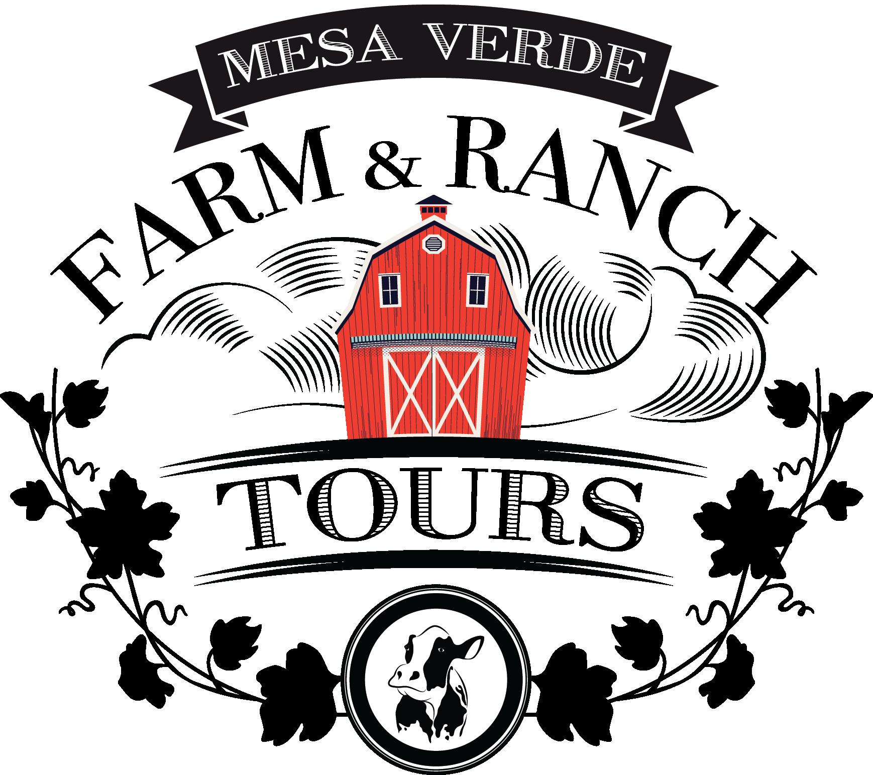 Farm ranch tours mesa. Farming clipart agriculture logo