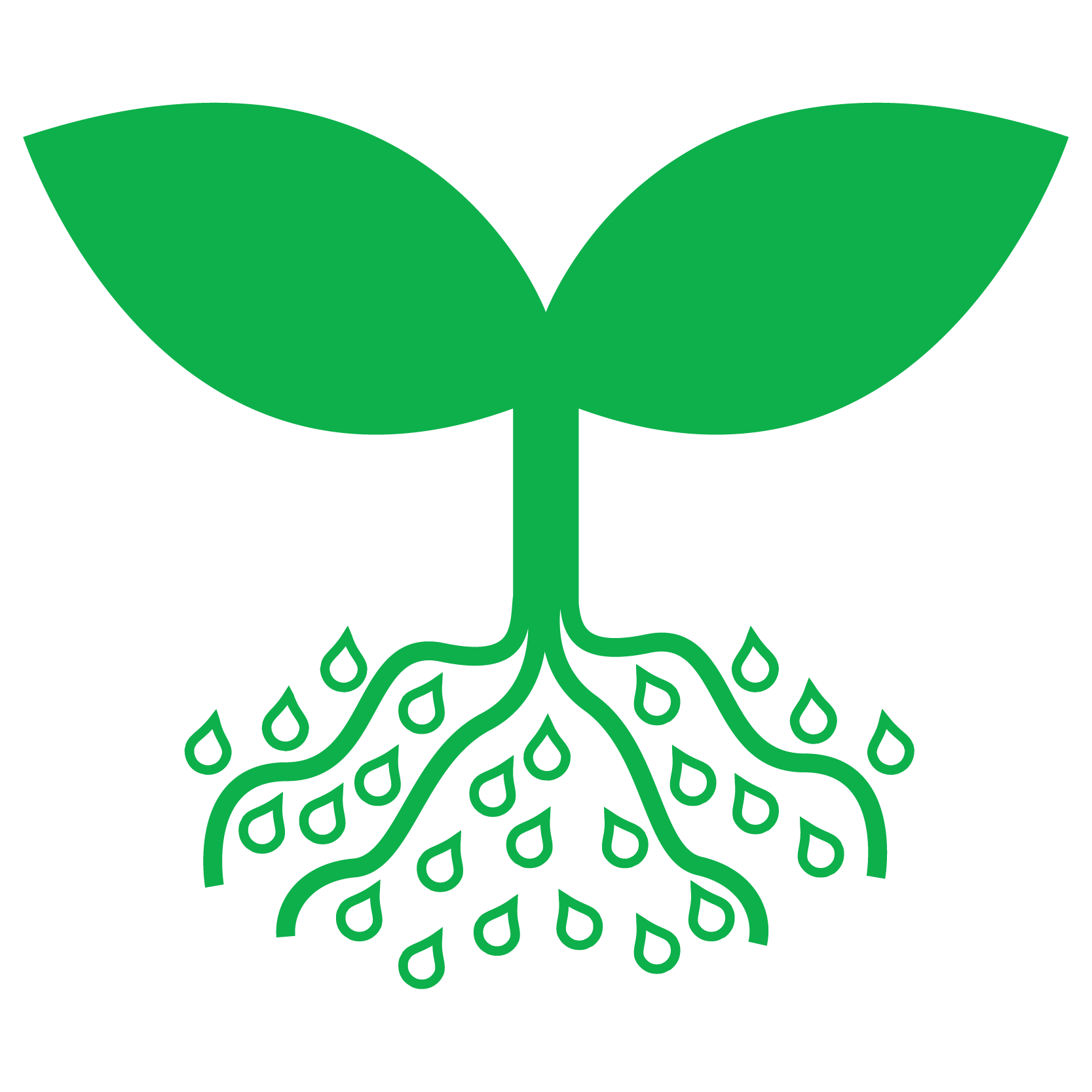 Planting clipart rich soil. The living farming tree
