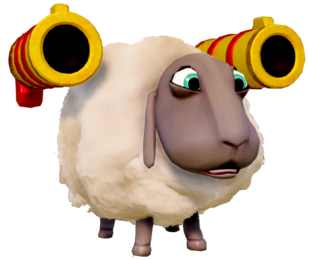 sheep clipart realistic #142398595