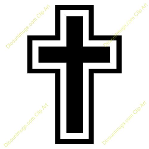 Catholic clipart . Cross clip art