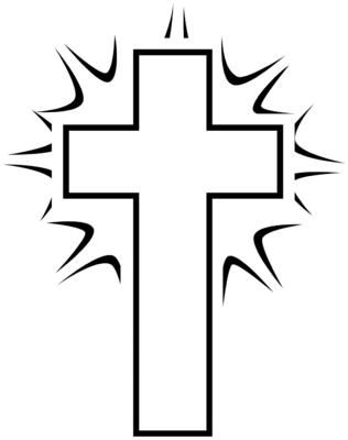 Crucifix clipart kid. Christian cross clip art