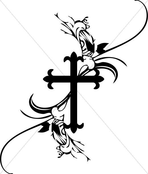 Cross clip art. Clipart graphics images sharefaith