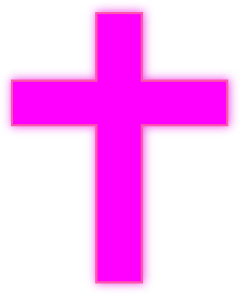 Cross clip art baptism. Pink clipart panda free