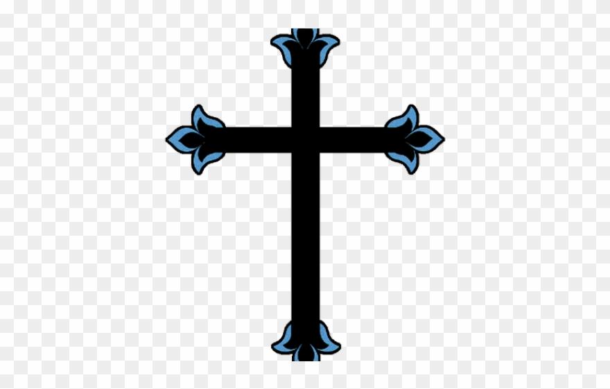 First clip art png. Communion clipart pretty cross